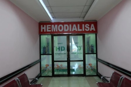 Pelayanan Hemodialisa