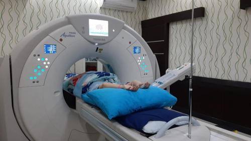 Pelayanan CT - SCAN